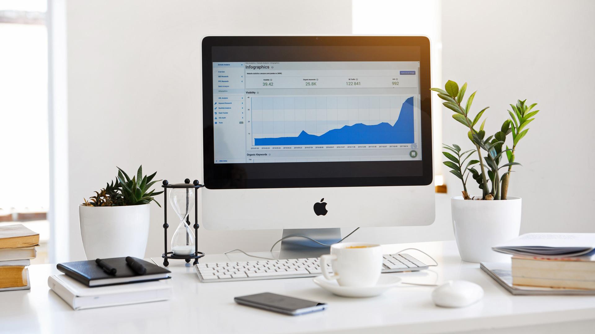 Unternehmenssoftware Monitor